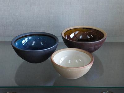 出西窯 丸鉢