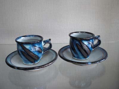 湯町窯 コーヒー碗