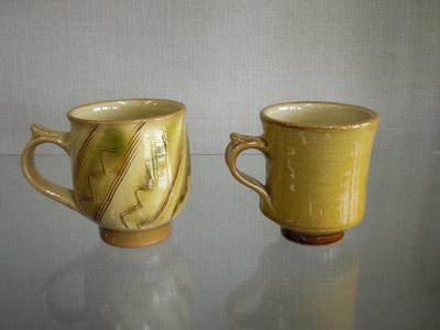 湯町窯 マグカップ