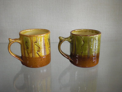 湯町窯 マグカップ( × )