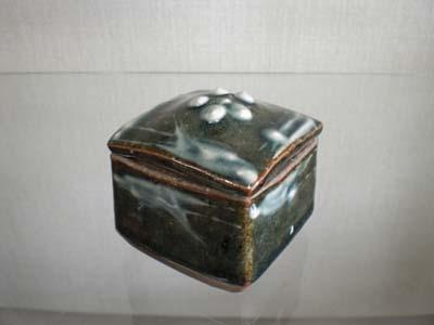 湯町窯 角箱(幅6)