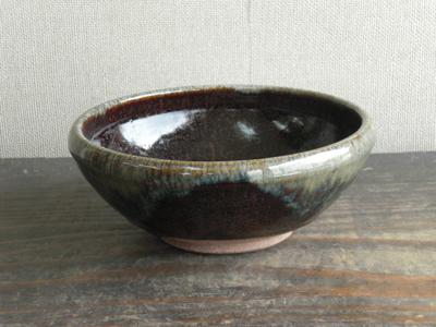 会津本郷焼 納豆鉢(径18)