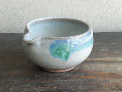 会津本郷焼 片口(径18)